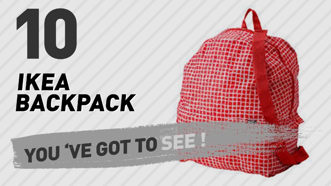 Ikea backpack great collection just for you uk best for Ikea best sellers