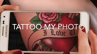 Tattoo My Photo Editor (Android and iOS) screenshot 2