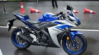 Yamaha Motorcycles 2015 - YZF R3 My beginner bike for sale