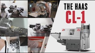 The Haas CL-1 Chucker Lathe MP3