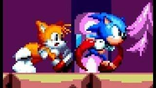 Sonic Mania - Aqua Lake Zone