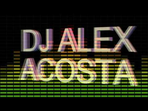 Alex Acosta   Deep House Set Retro & Covers 2014   2015