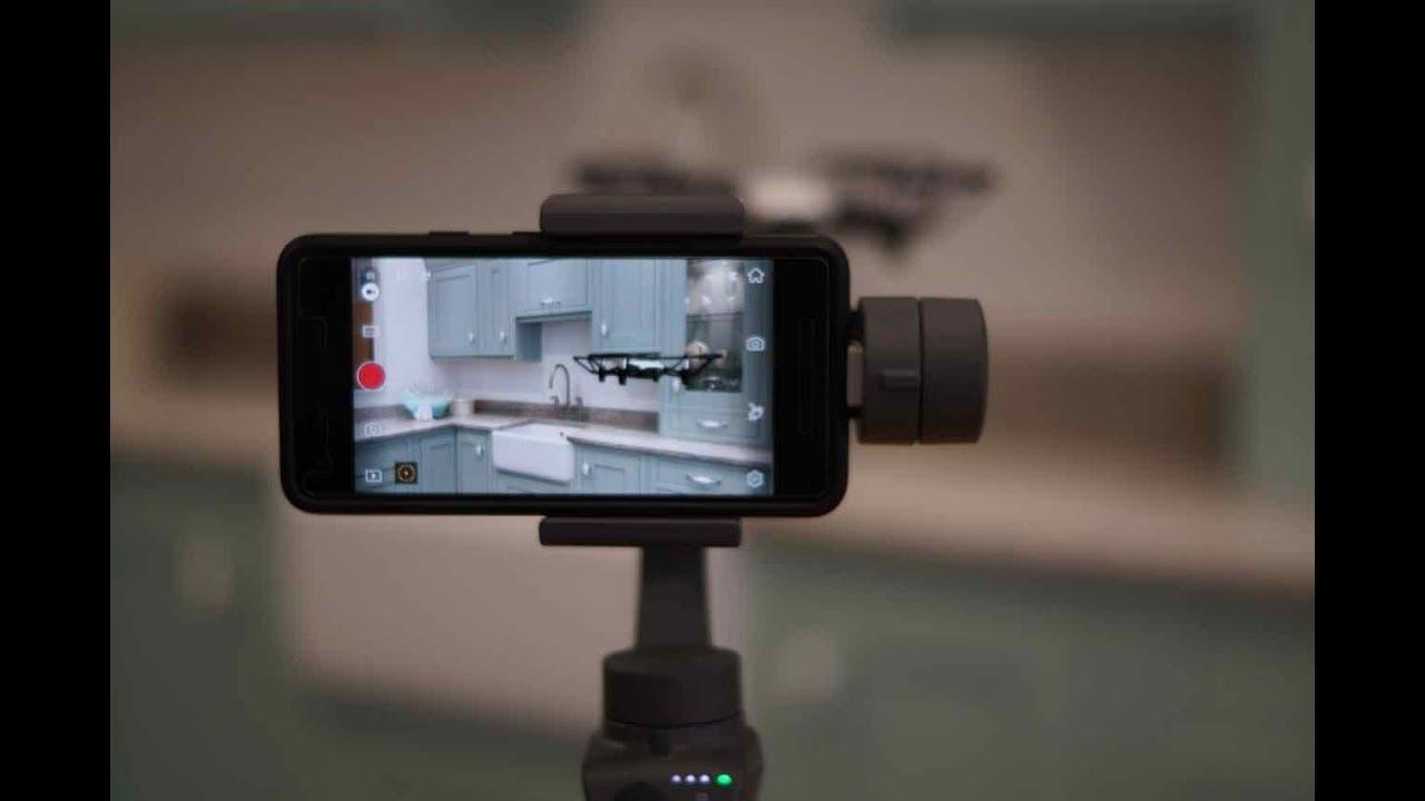 Ryze Tello Drone Footage