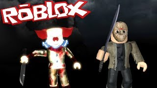 AHORA SOY JASON | THE CLOWN KILLINGS 2 | ROBLOX