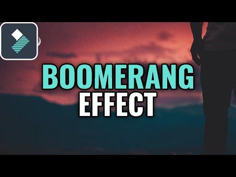 filmora loop video