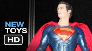 Man of Steel - New Toys (2013) - Superman Movie HD