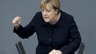 Angela Merkel – Die Königin der Macht