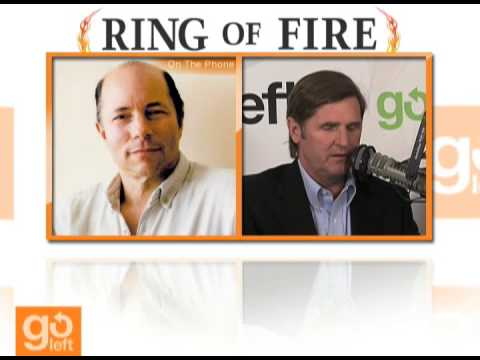 Robert Greenwald on Rethink Afghanistan Pt. 1 - The Ring Of Fire