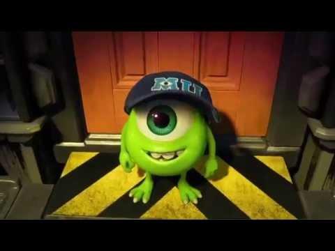 Monsters University - Trailer [Japonés] - YouTube