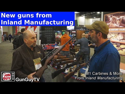 New guns from Inland Manufacturing
