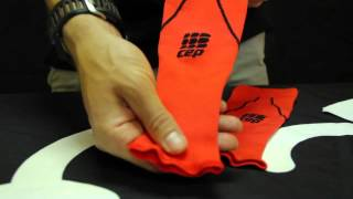 CEP Compression Sleeves Reduce Lactic Acid Buildup
