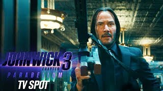 "John Wick: Chapter 3 - Parabellum (2019) Official TV Spot ""Let's Do This""– Keanu Reeves, Halle Berry"