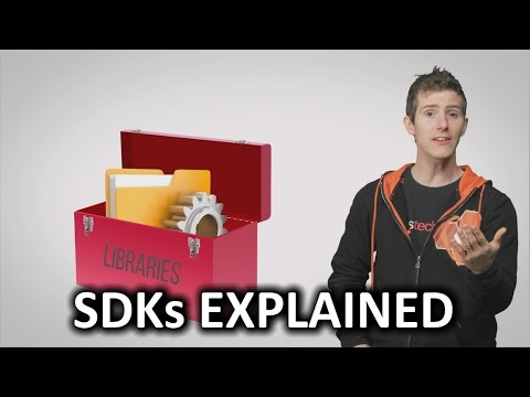 What is an SDK? (Software Development Kit)