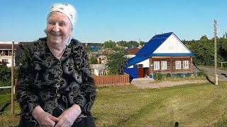 96-year Old Russian Lady tells her story and secrets How to Live a Long Life!!