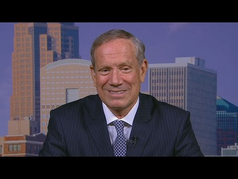 Pataki: I'm Not Excited About Being at a