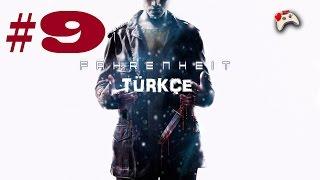Fahrenheit: Indigo Prophecy #9 Tehdit (1080p 60fps) Türkçe