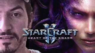 STARCRAFT 2: HEART OF THE SWARM - Opening Cinematic Trailer REACTION & REVIEW