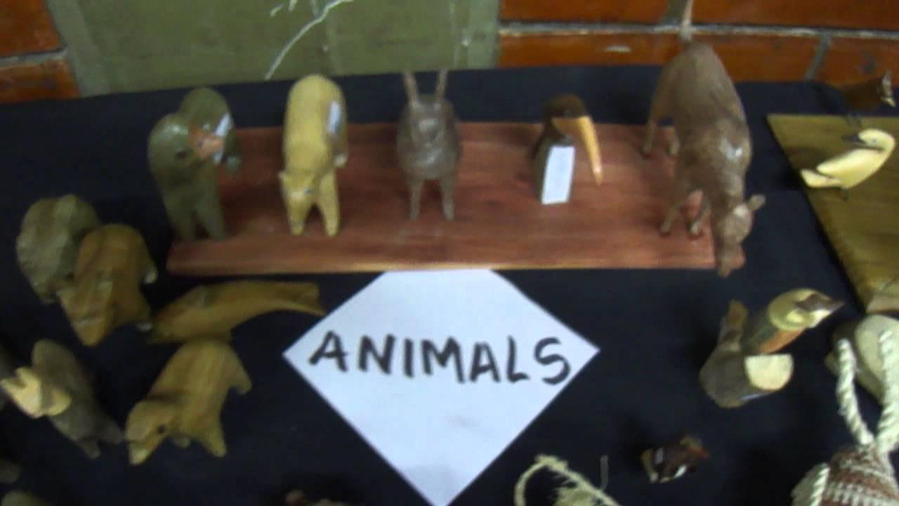 Cosas hechas con madera y otros materiales 2014 expo for Cosas hechas de madera
