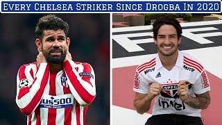 Every Chelsea Striker Since Drogba: Where Are They Now?