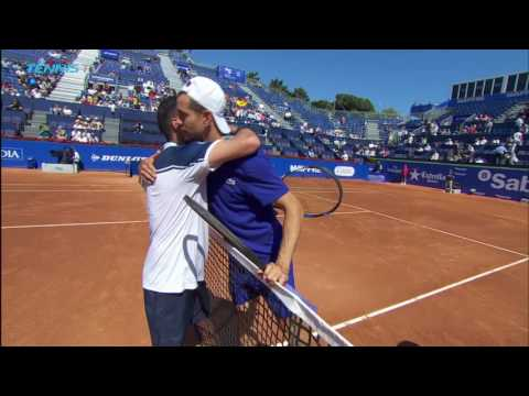 Montanes and Almagro into R2 | Barcelona Open Banc Sabadell Day 1 Highlights