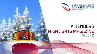Altenberg Highlights Magazine #2 | IBSF Official