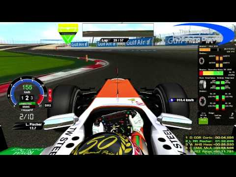 rF1-Simracing.eu - OnBoard Bahrain Grand Prix
