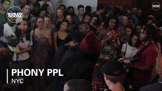 Phony Ppl Boiler Room New York Live Set