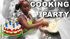Best Cooking Birthday Party Idea at Urban Chef Houston