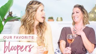 Wine Not Wednesday & Coffee Chat Bloopers!!!