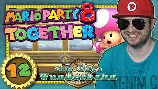 Unfassbare Aufholjagd! 🎲 MARIO PARTY 8 TOGETHER #12