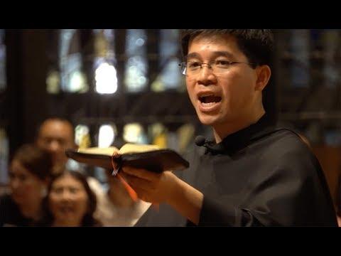 Viện Trưởng Viện Thần Học Giáo Hoàng Thánh Bonaventure - Lm. Tôma Nguyễn Đình Anh Nhuệ