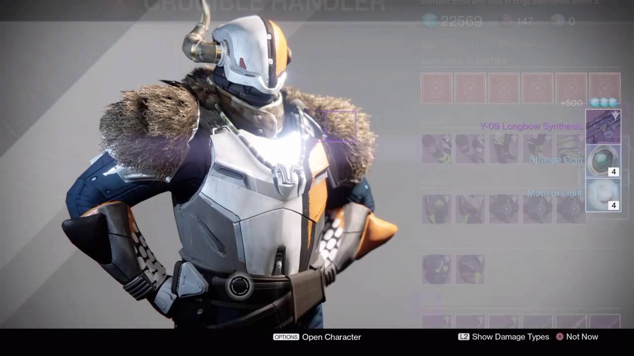 Destiny- How To Get Legendary Marks Insanely Fast