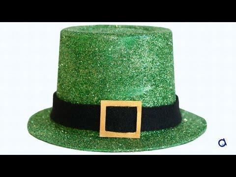 la plus récente technologie bonne vente prix pas cher Comment faire un chapeau Saint Patrick