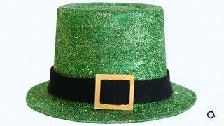 Comment faire un chapeau Saint Patrick