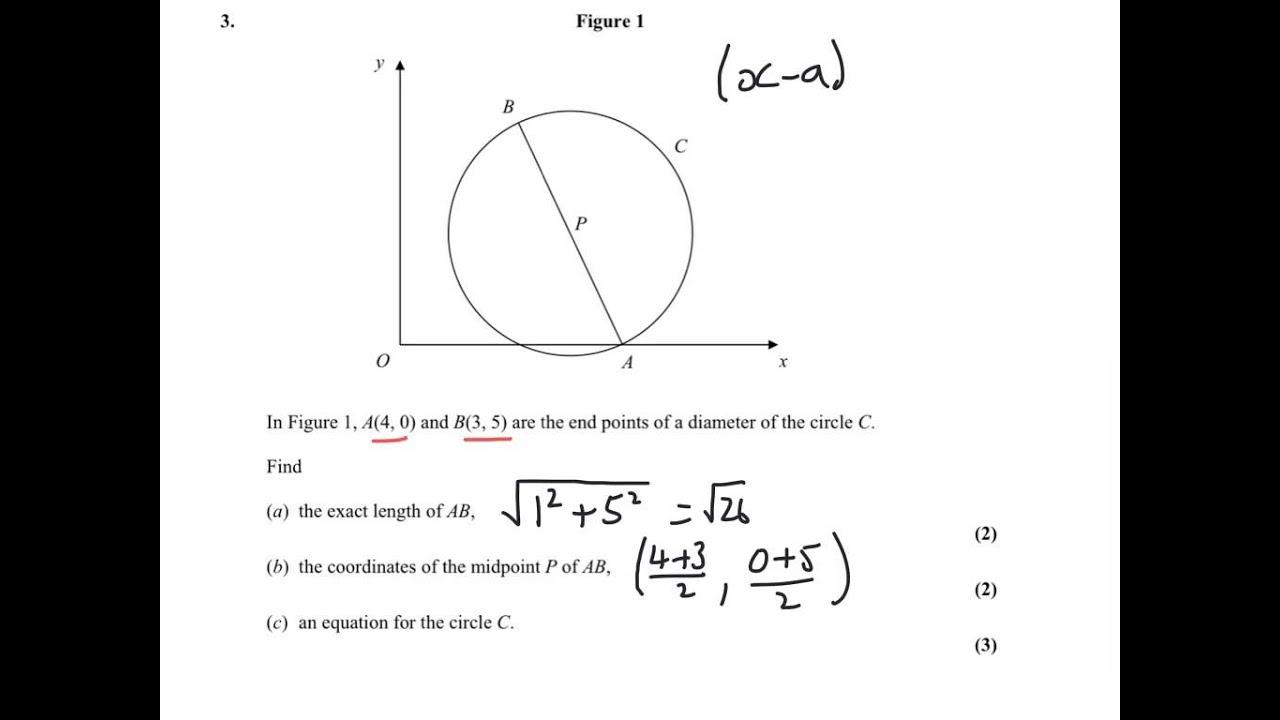 Edexcel gce core 2 mathematics c2 advanced subsidary jan 2006 6664.