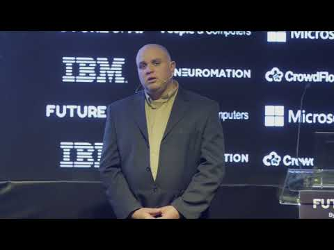 Future of AI 2018 Keynote: Shay Soffer, Israel Ministry of Transport and Road Safety