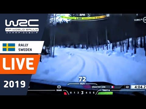 Rally Sweden Looks Like a Snowy Paradise