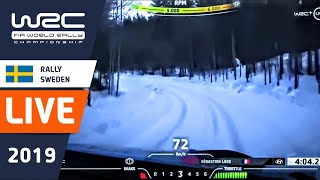 WRC - Rally Sweden 2019 - Shakedown (Re-Live)!