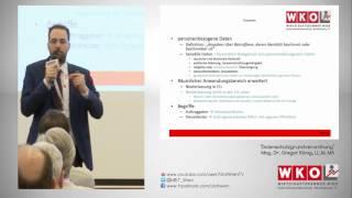 Datenschutz-Grundverordnung - Club IT am 21.02.2017
