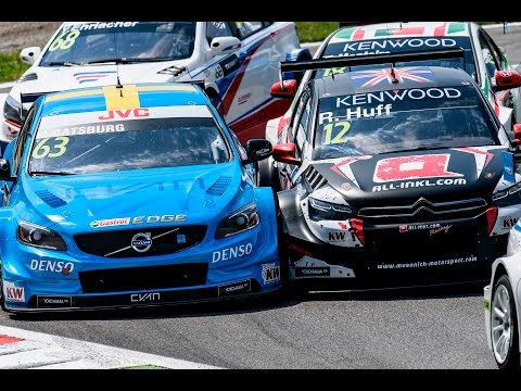 Polestar Cyan Racing –2017 WTCC – Race 2 – Monza