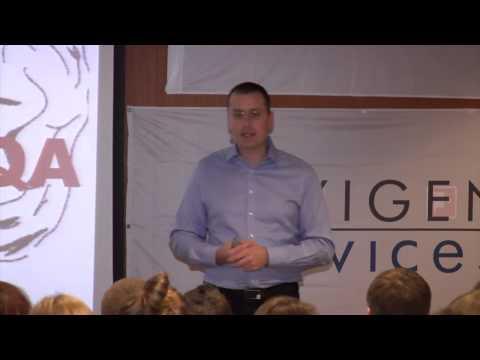 "Closing keynote - Gojko Adzic ""Reinventing software quality"""