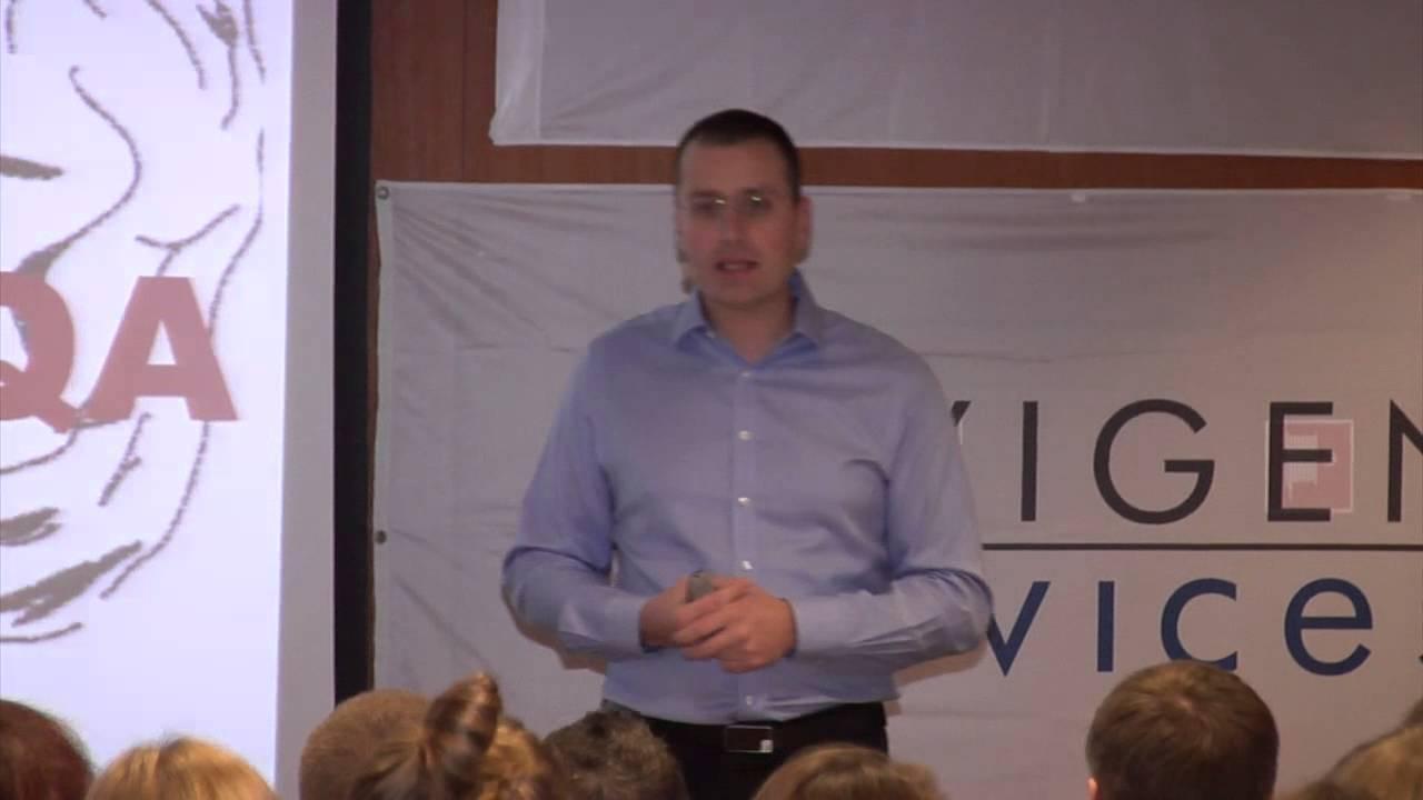 Gojko Adzic Closing keynote Gojko Adzic quotReinventing software