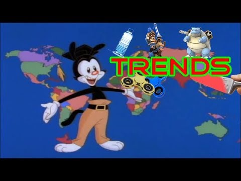 YAKKO'S WORLD BUT SOME COUNTRIES PLAY TRENDS RELATED TO THEM