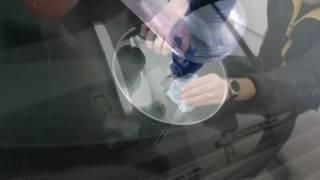 Oprava praskliny čelního skla