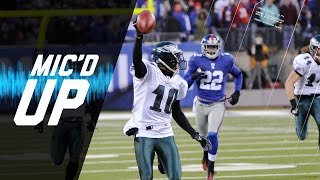 Miracle at the New Meadlowlands Mic'd Up   #MicdUpMondays   NFL