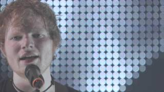 Ed Sheeran - The A Team Live at iTunes Festival