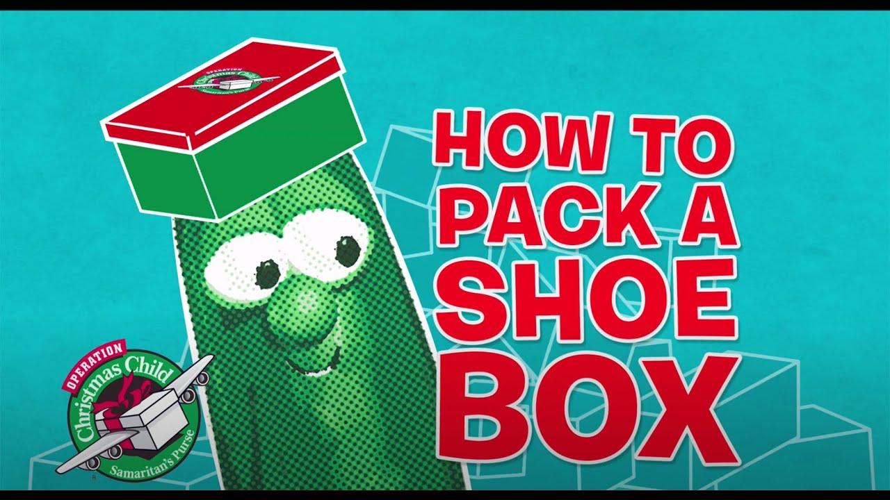 christmas shoebox for adults
