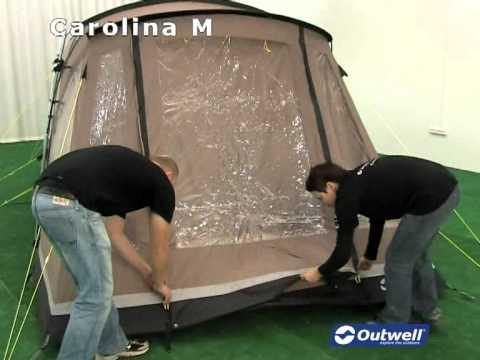 & Outwell Carolina M - YouTube