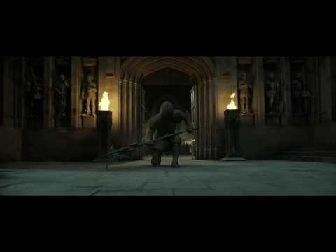 battle of hogwarts. believer.