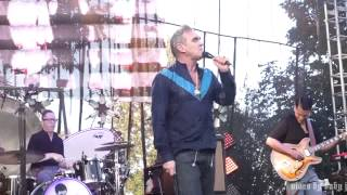 Morrissey-STAIRCASE AT THE UNIVERSITY-Live @ Edgefield, Troutdale, OR, July 23, 2015-The Smiths-MOZ
